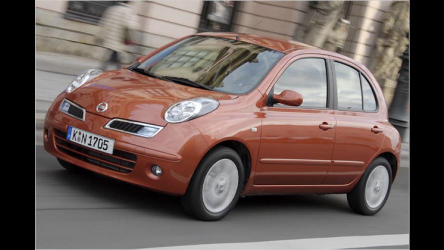 Ab sofort: Nissan hebt die Preise für zahlreiche Modelle an