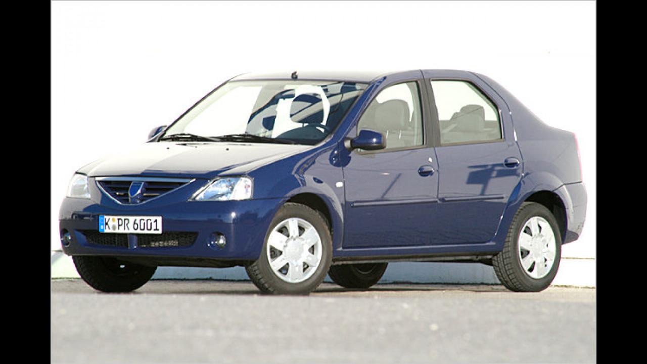 Dacia Logan 1.5 dCi Lauréate 63 Kw