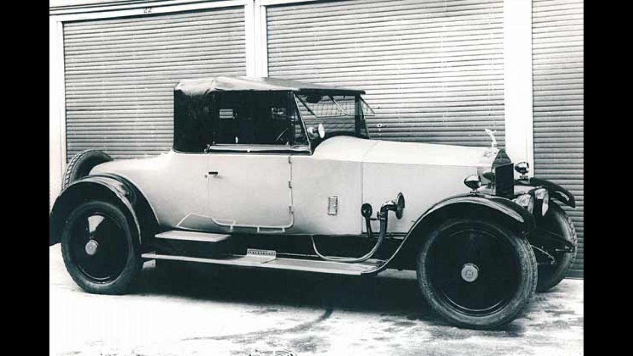 Rolls-Royce 20hp Baby Rolls Royce, 1922-1929