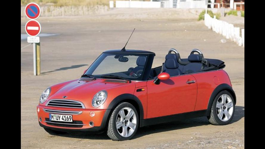 Das Warten Hat Ein Ende Das Mini Cabrio Feiert Weltpremiere