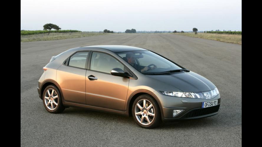 Honda Civic: Jetzt sind die Preise für den Newcomer fix