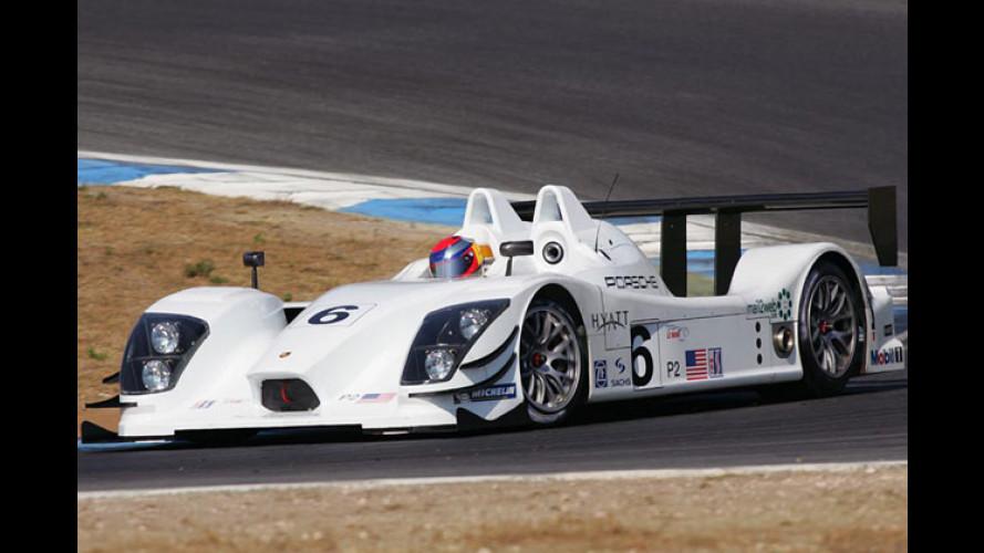 Porsche: Neuer Le-Mans-Renner wird RS Spyder heißen