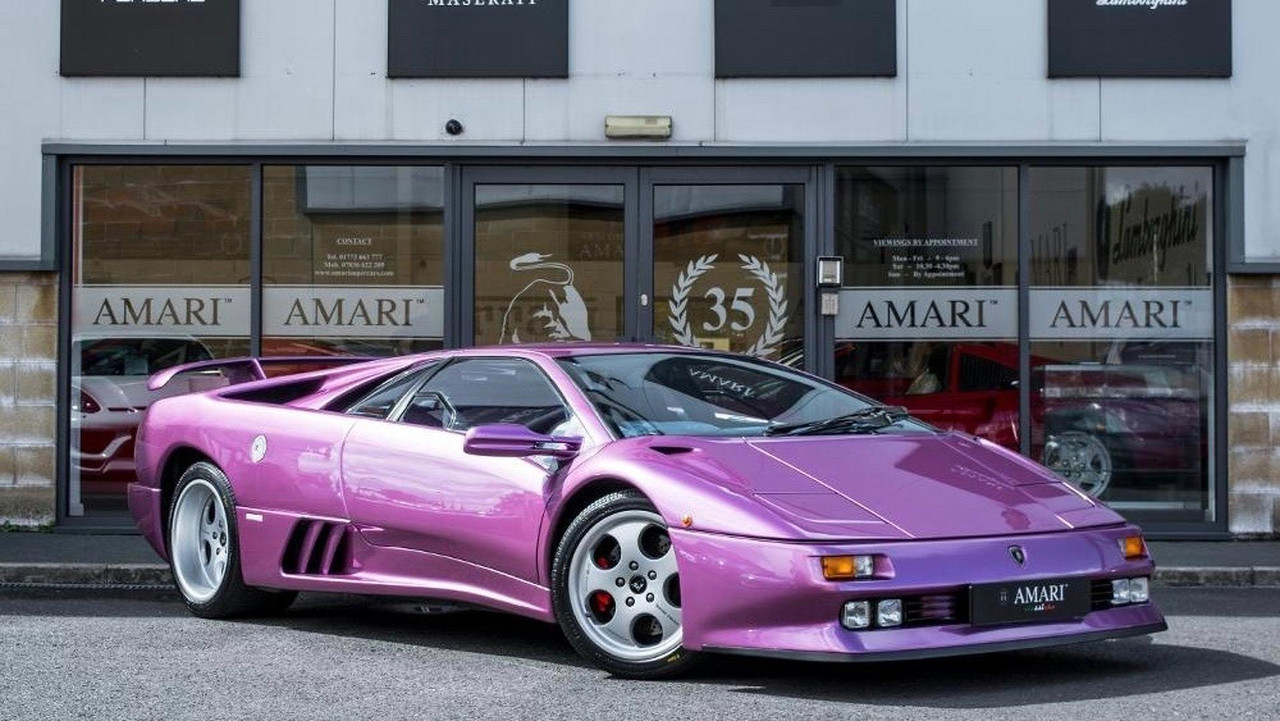 Lamborghini Diablo Cosmic Girl