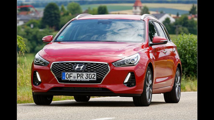 Der neue Hyundai i30 Kombi (2017) im Test