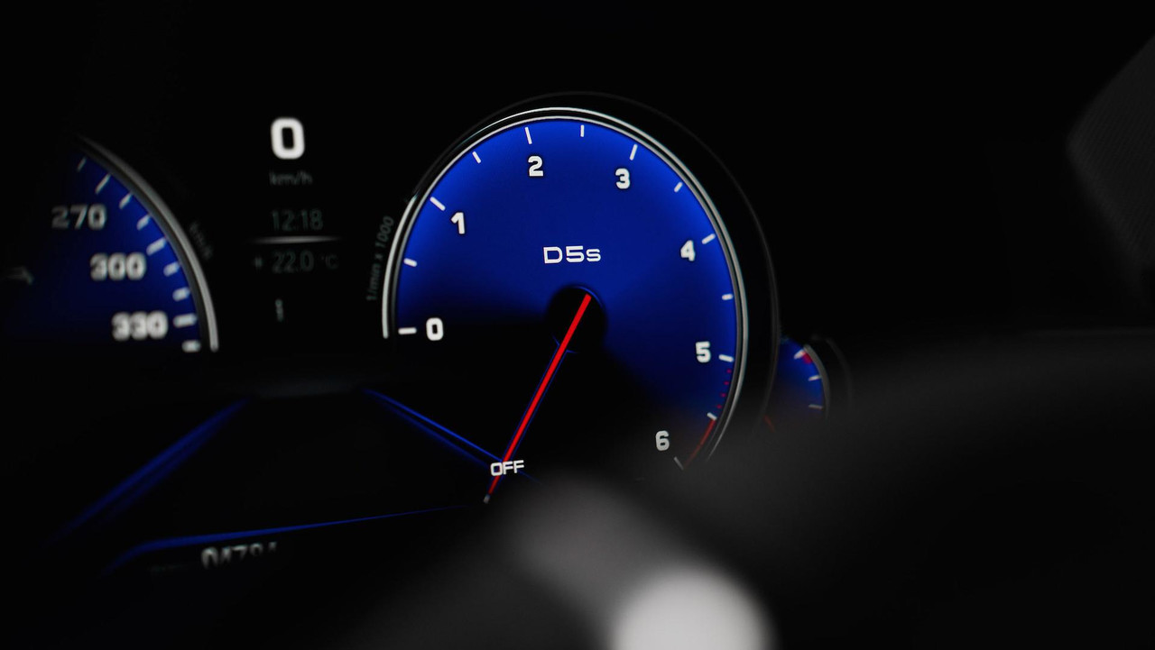 Alpina D5 S Teaser