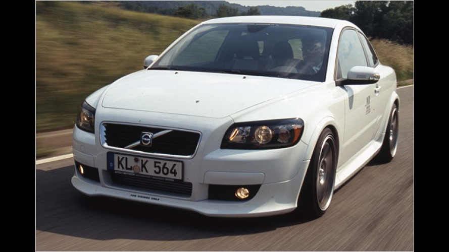 Variable Leistungskur für den kleinen Volvo-Selbstzünder
