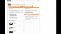mobile.de: Neues Design