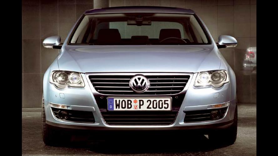 Neuer VW Passat: Die ersten Bilder, die ersten Fakten
