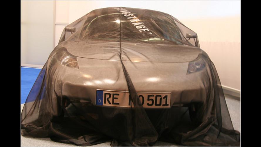 Loremo stellt Zweiliter-Auto auf der IAA vor