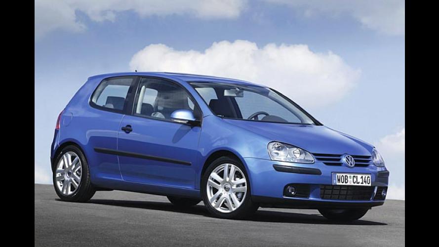VW Golf ab sofort serienmäßig mit ESP plus Lenkimpuls