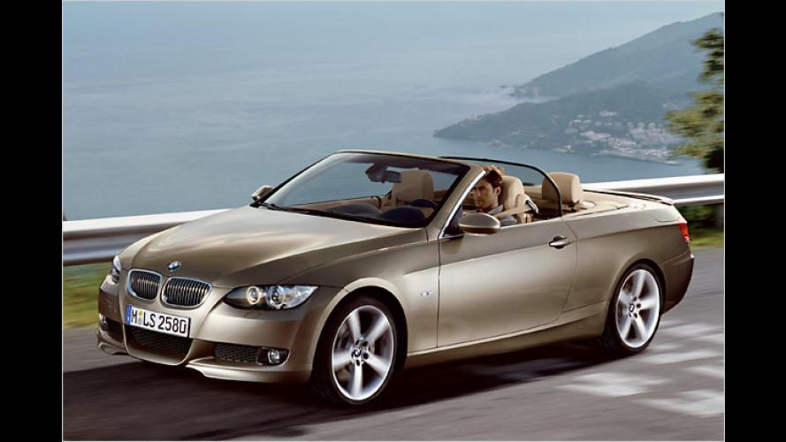 Wie er Euch gefällt: Zubehör fürs BMW 3er Cabrio ab Werk