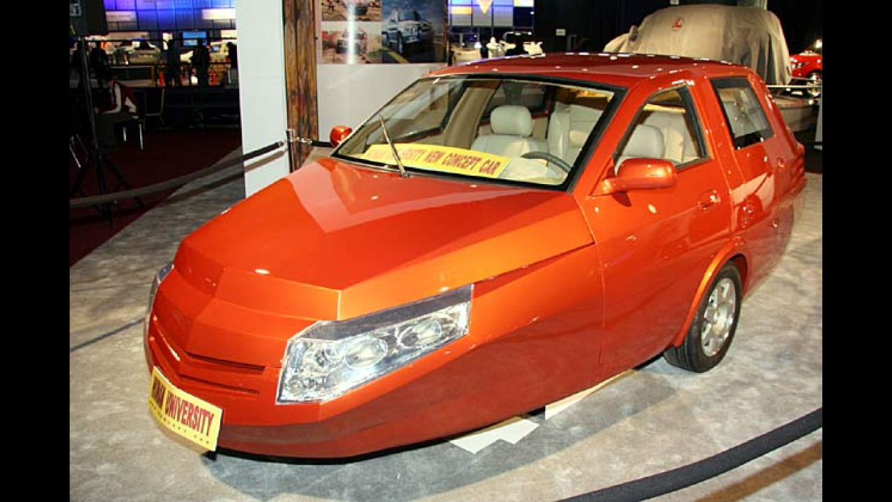 Changfeng Rhombus: Das Rautenauto