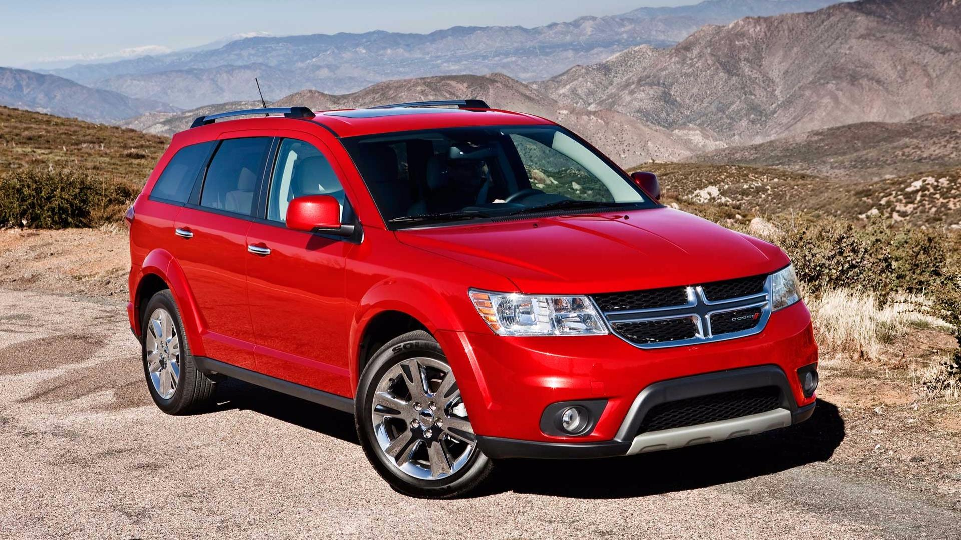 fca recalls 363k dodge journey crossovers for airbag issues rh motor1 com