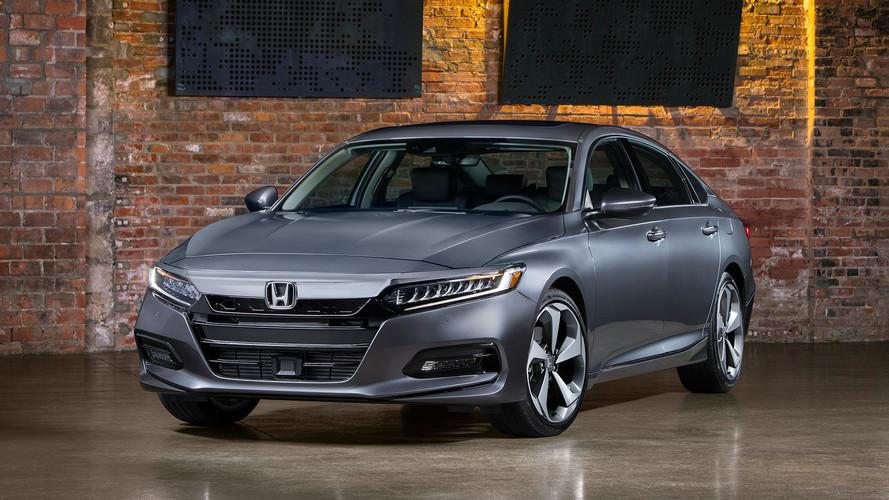 Honda trará novo Accord ao Brasil no 2º semestre de 2018