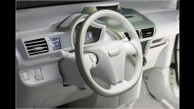 Elektrostudie von Toyota