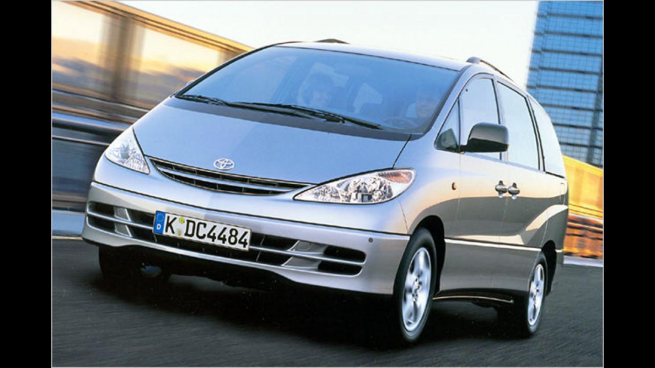 Toyota Previa (bis 2005)