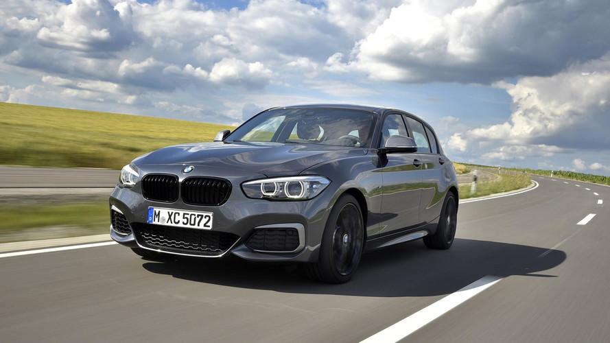 Makyajlı BMW 1 Serisi'nin detayları - 100 fotoğraf, 3 video