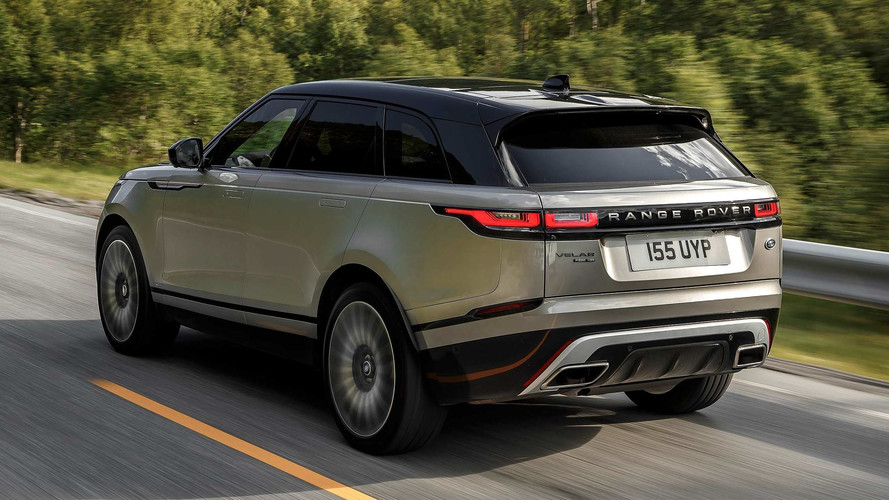 range rover velar 2019 ganha novo motor ingenium a partir de r. Black Bedroom Furniture Sets. Home Design Ideas
