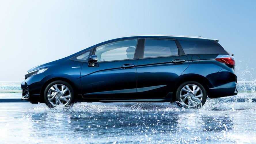 Honda Fit Shuttle (perua) ficará mais segura na linha 2017