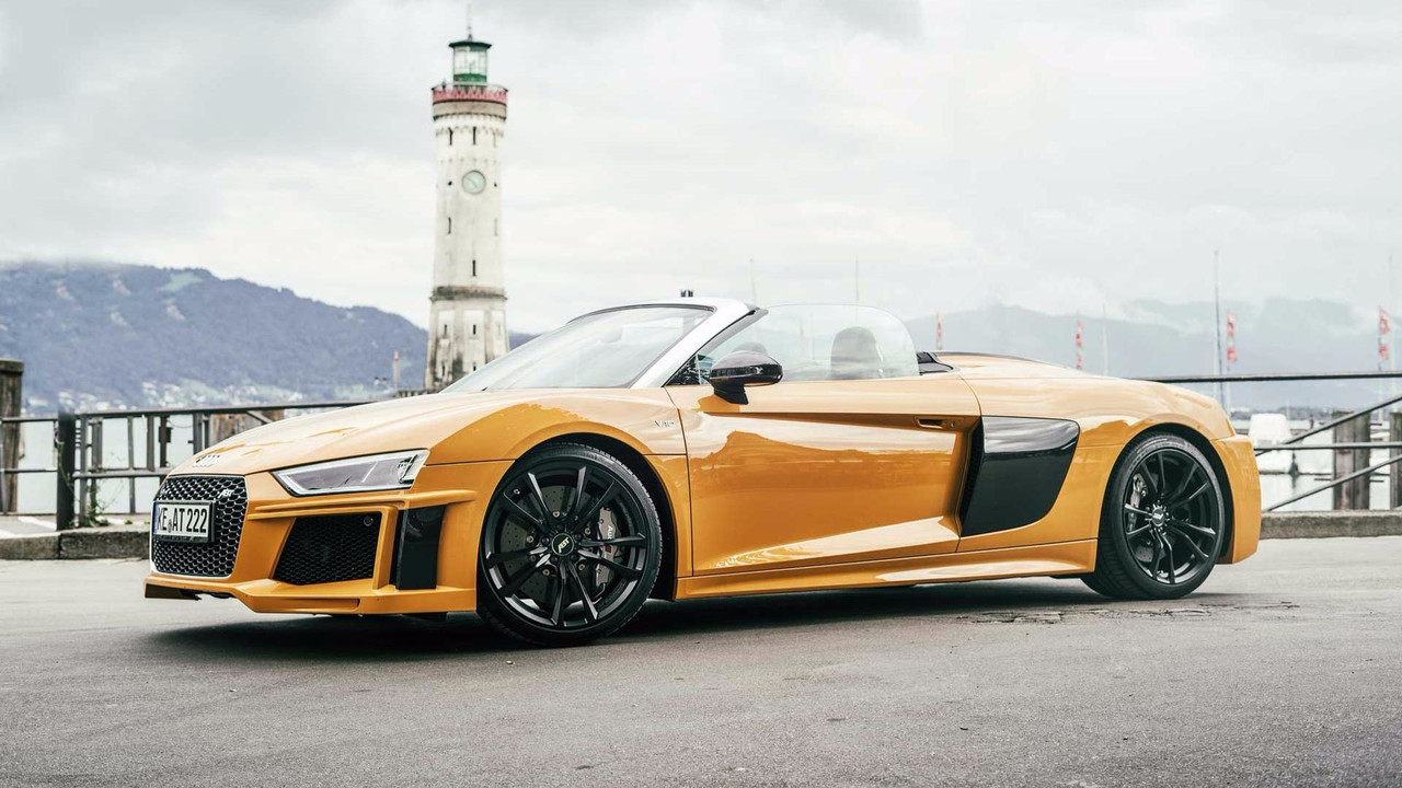 Audi R8 V10 Gets 630 Hp Plus Upgrade From Abt