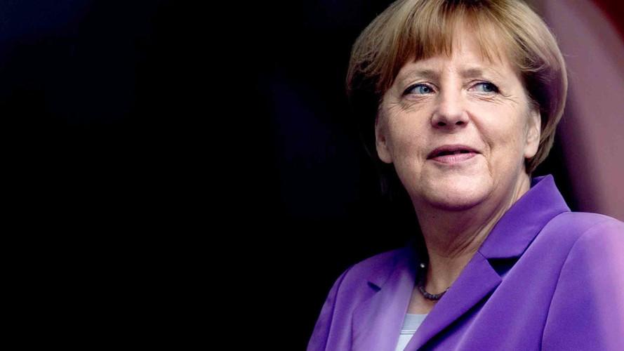 Angela Merkel souhaite l'interdiction du diesel