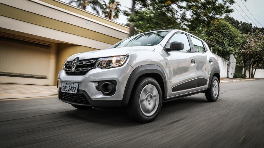 Renault apresenta novo sistema de venda online para o Kwid