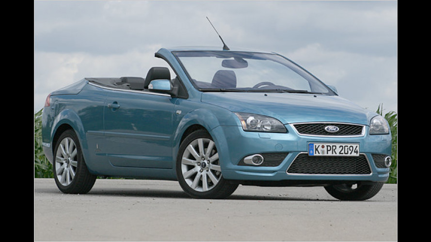 Ford mit Italo-Flair: Focus Coupé-Cabriolet 2.0 TDCi im Test
