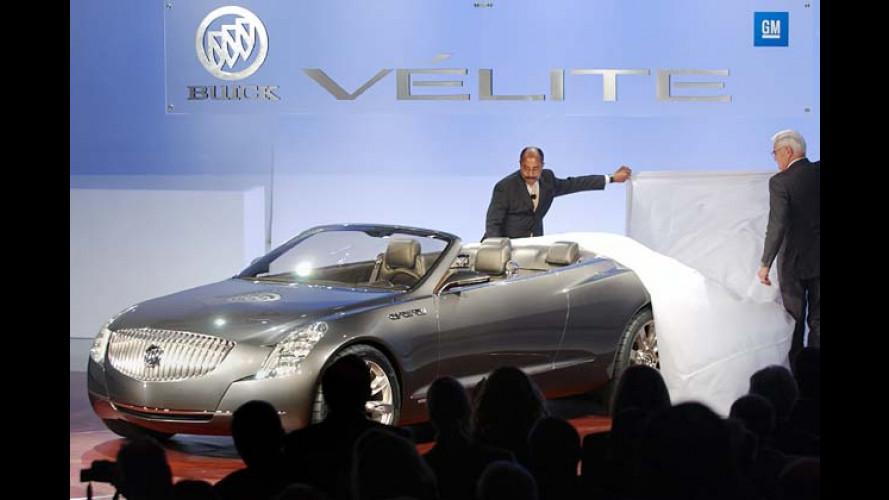 Buick Velite: Ein offenes Bekenntnis an die Vergangenheit
