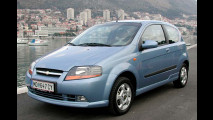 Chevrolet Kalos-Dreitürer kommt