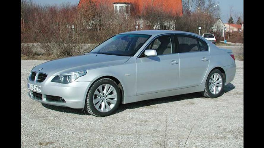 BMW-Preise: Soviel kosten die neuen Fünfer und der M6