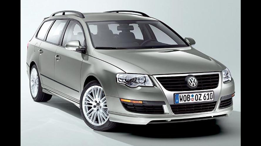 VW Passat Variant: Neues Zubehör von Volkswagen Original