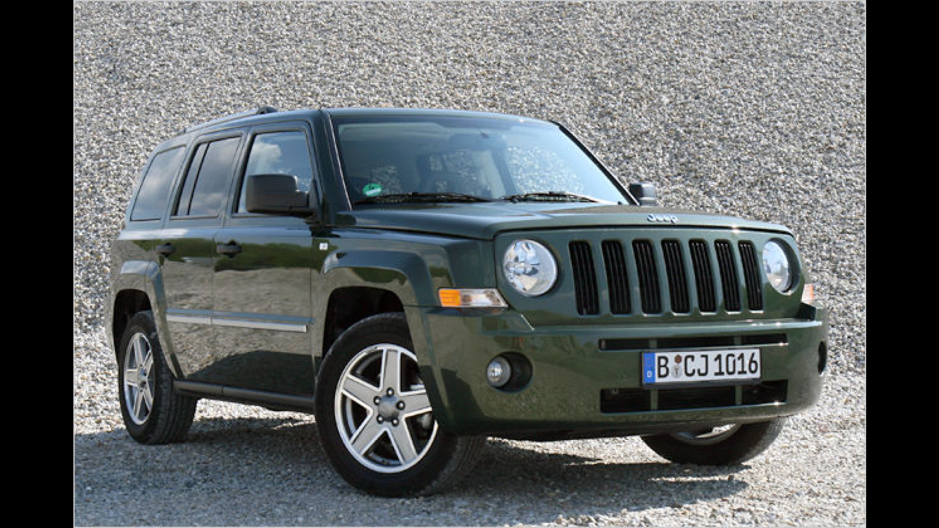 2021 Jeep Patriot Model