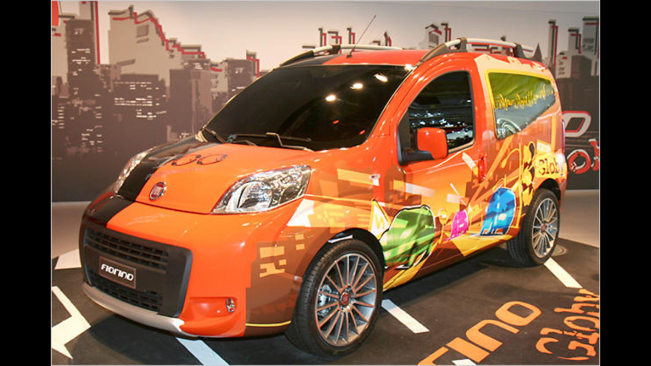 Fiat Fiorino Globy