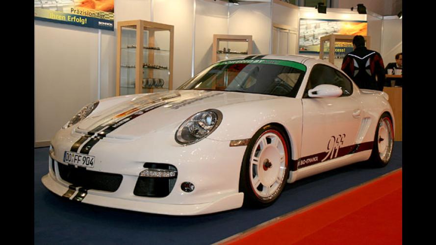 Essen Motor Show 2007: Die Highlights von der großen Tuning-Messe