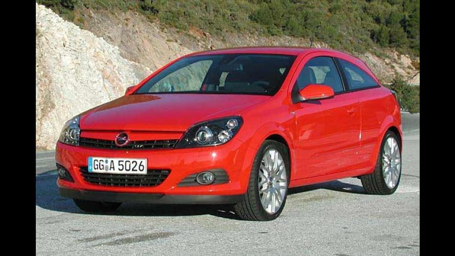 Test Opel Astra GTC: Mit Spaß-Genen bestückt