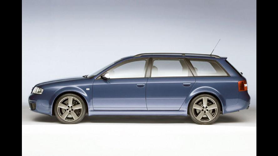 Audi RS 6 plus Schärfe: Sportvariante des RS 6 mit 480 PS