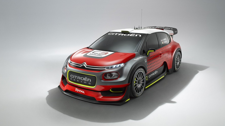 Citroen C3 WRC concept to race into Paris