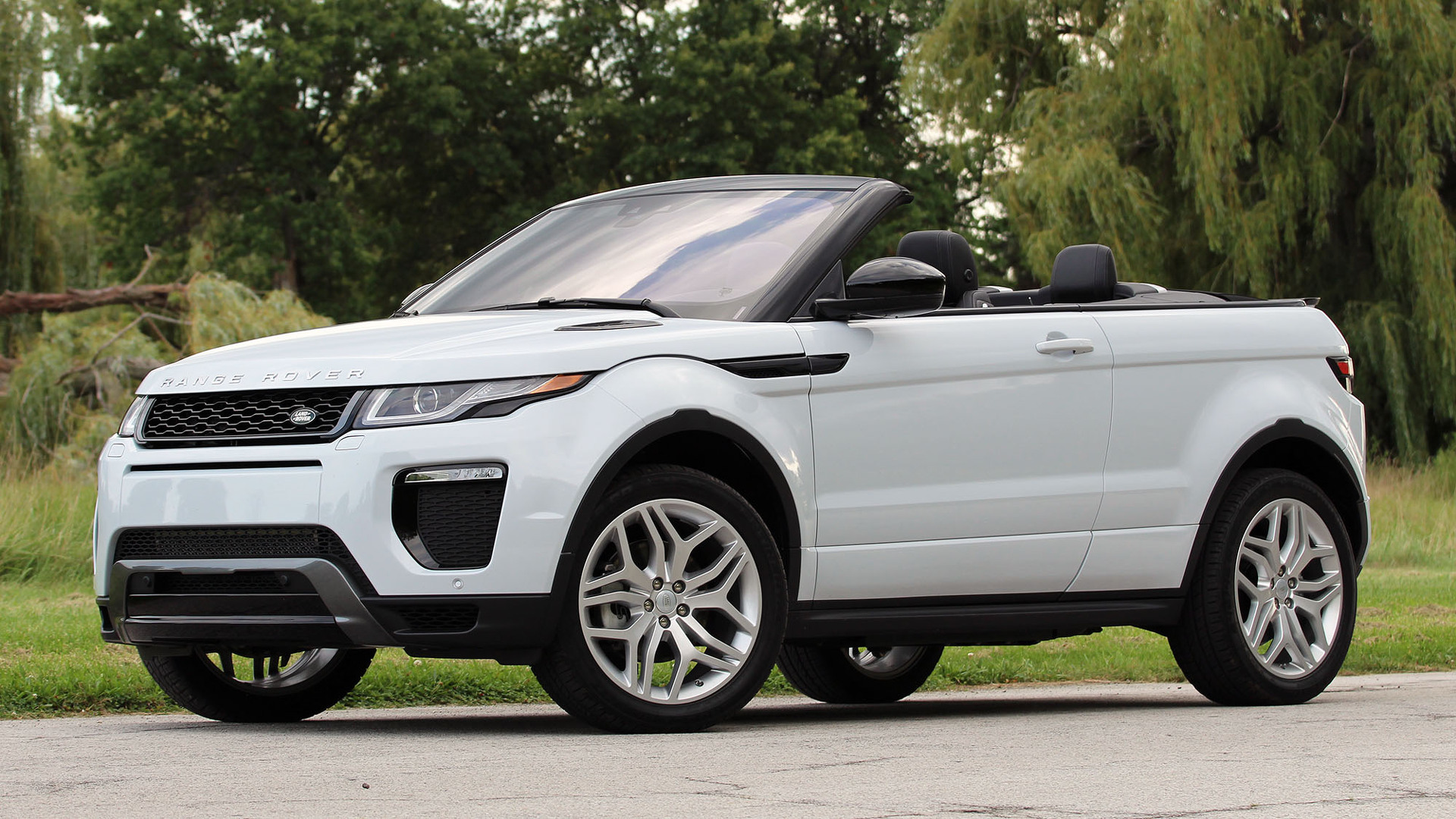 Range Rover Convertible >> First Drive 2017 Land Rover Range Rover Evoque Convertible