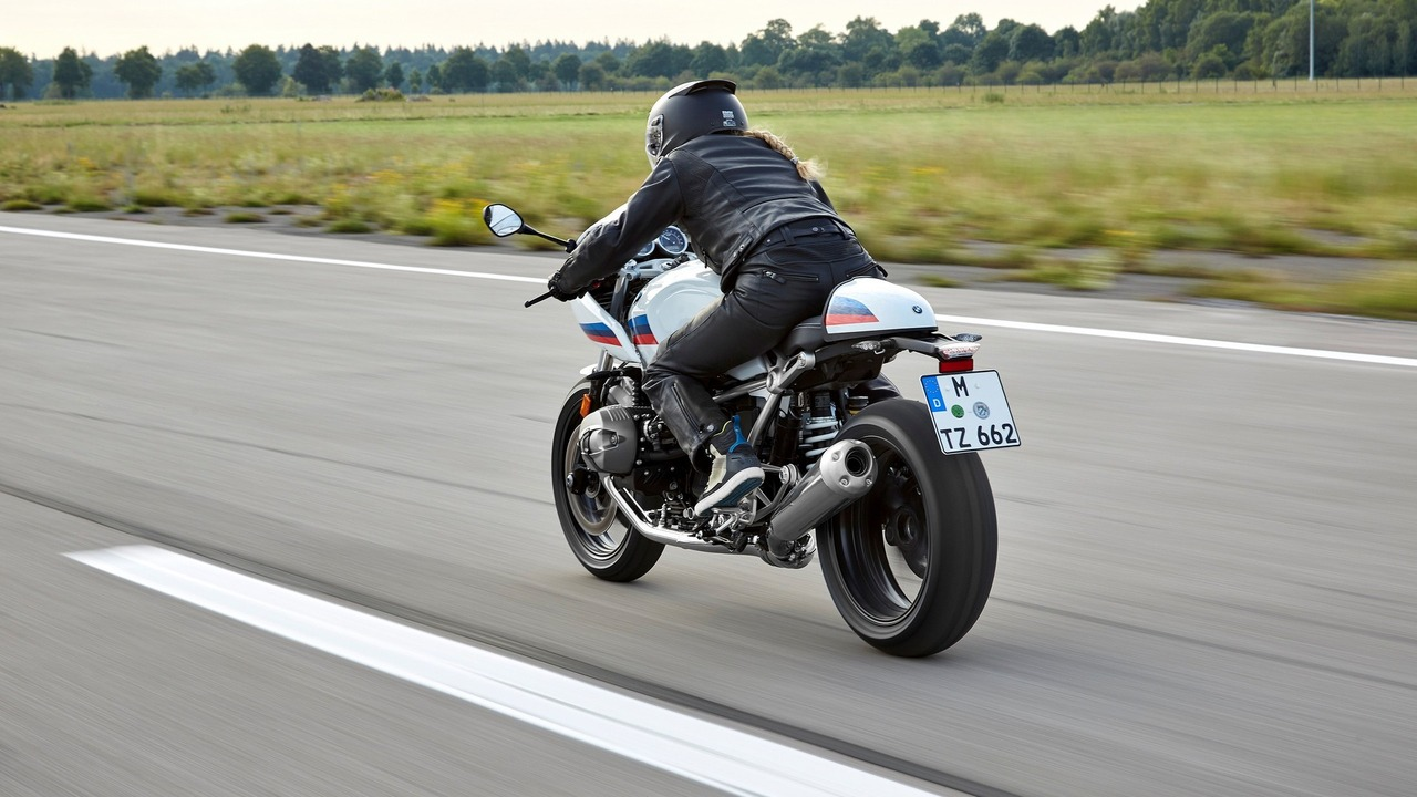 BMW R nineT Racer, Pure