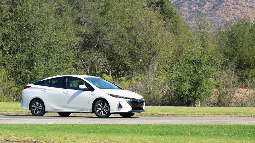 2018'de ABD'de en çok satan plug-in hibrit, Toyota Prius olmuş