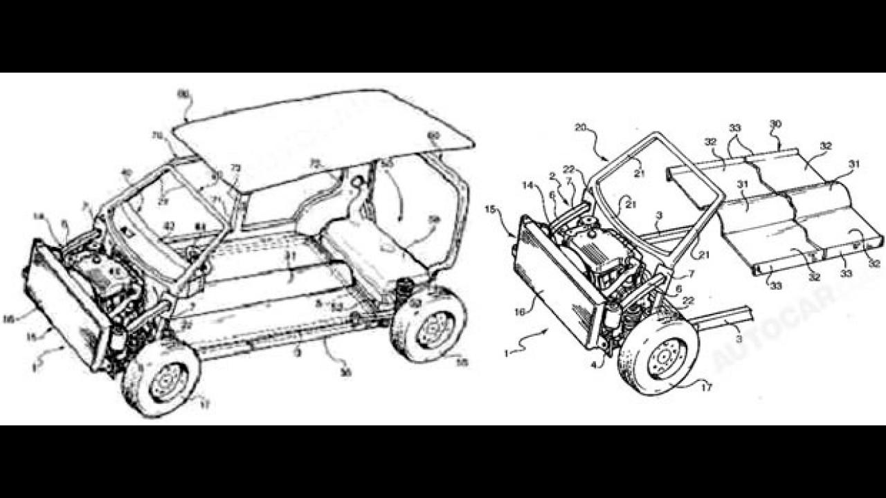 """Fiat Topolino - Vazam esboços do novo carro """"econômico"""" que pode chegar ao Brasil"""