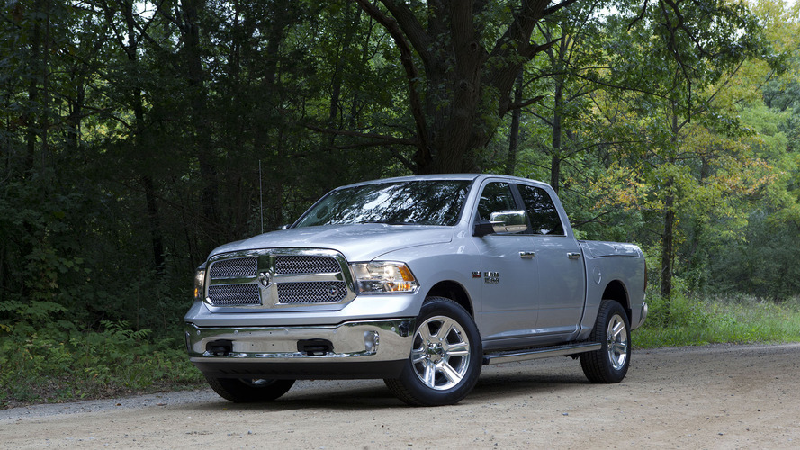 Ram trucks outsell Chevy Silverado in September