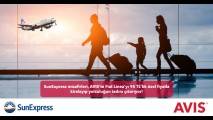 Avis'ten Cazip Havayolu Kampanyaları