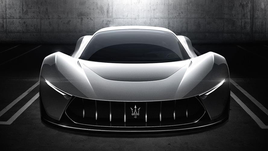 Maserati - Un Coupé électrique prévu avant 2020