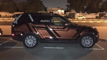 2017 Land Rover Discovery spied by reader