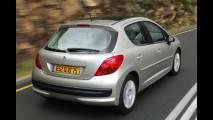 Novo Peugeot 207 chega em 2008