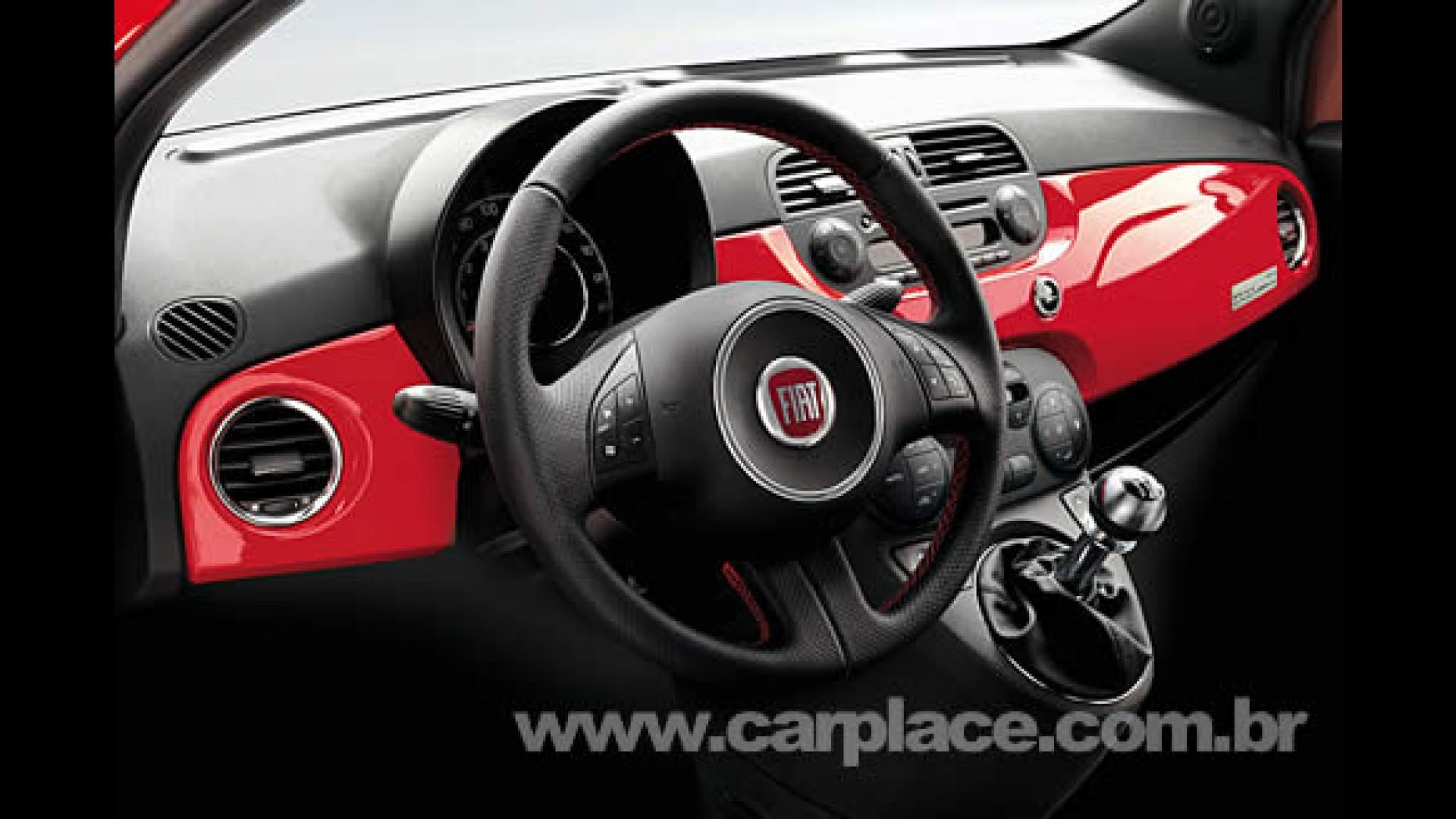 Fiat 500 Ferrari Edition Compacto Ganha Edicao Limitada Em 200 Unidades
