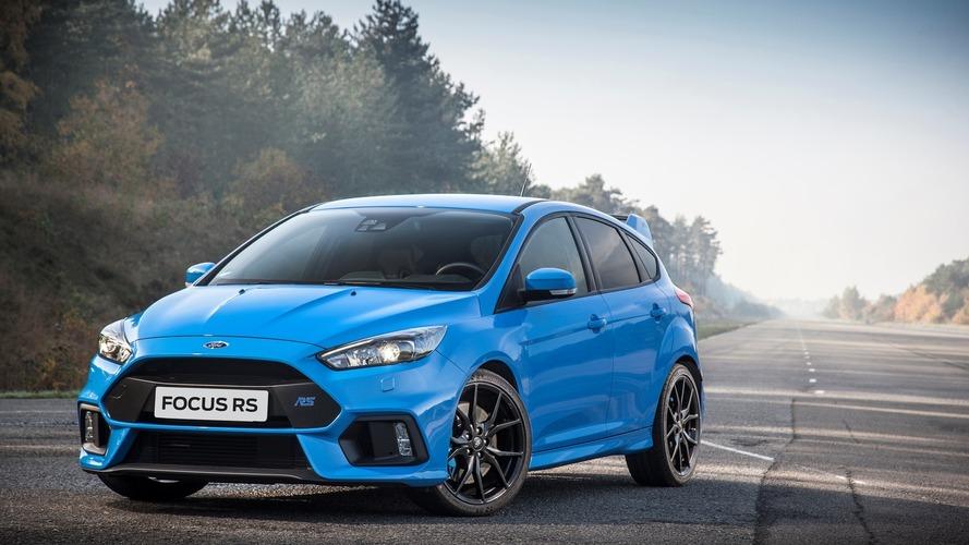 Ford Focus RS satışta
