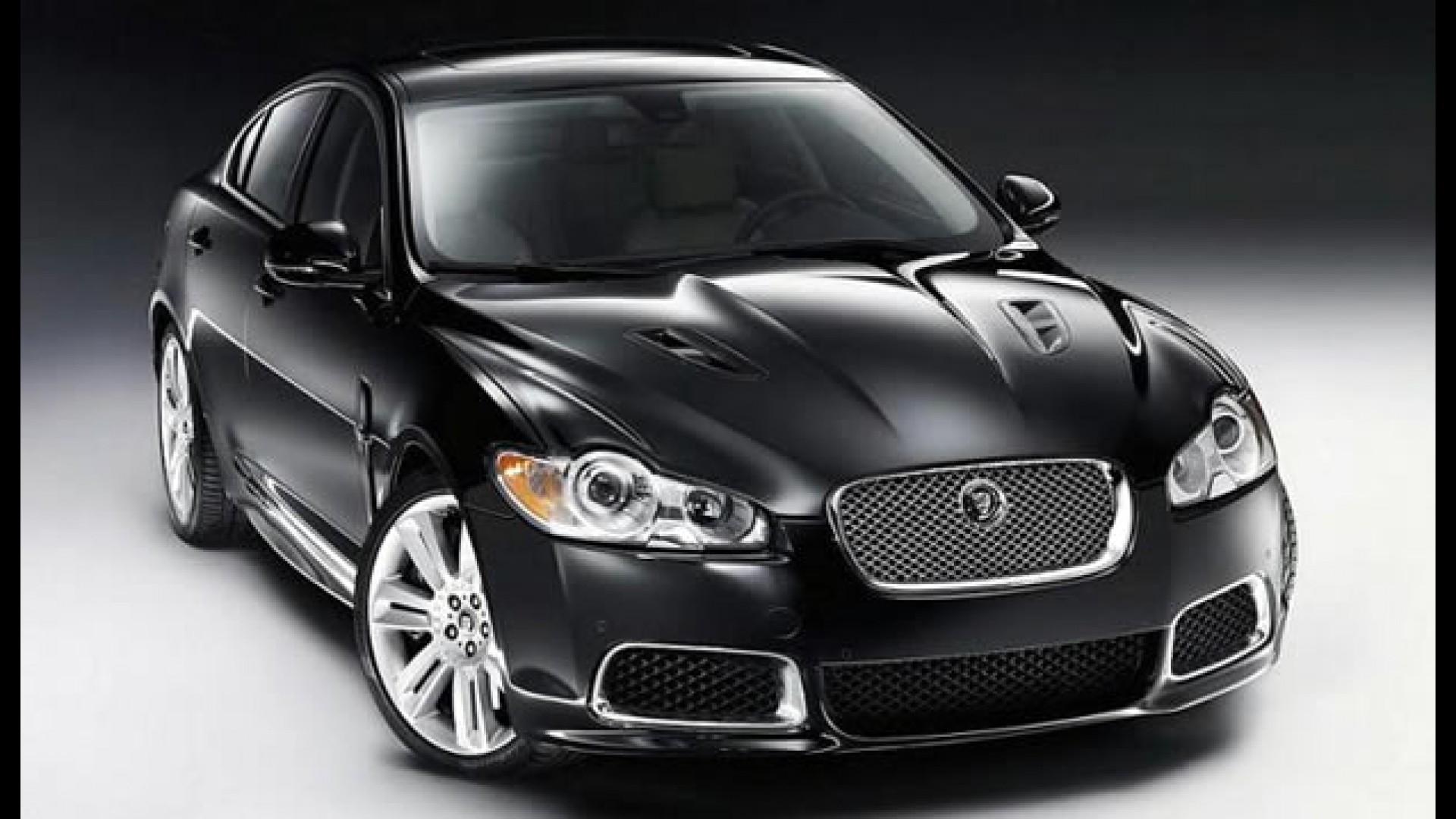 Jaguar Lança XF 5.0 Supercharged 2010 Nos EUA Por US$ 68 Mil   Versão Tem  Motor V8 De 476 Cv