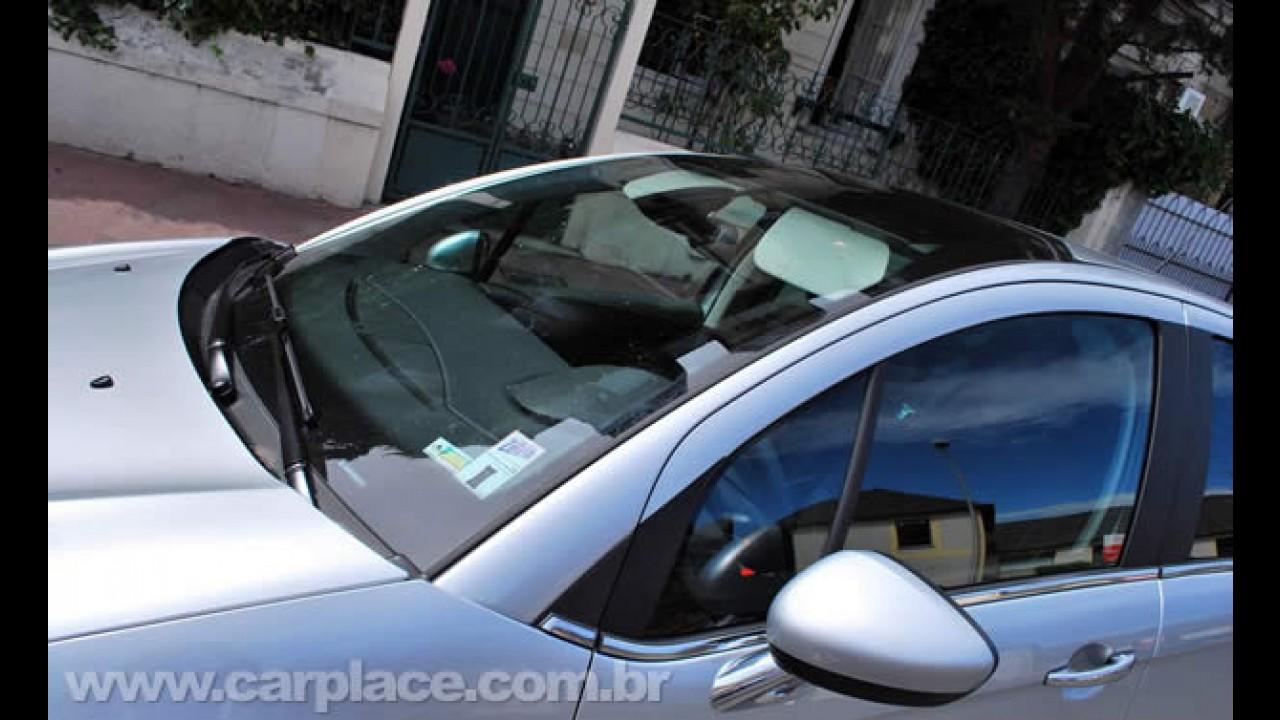 Novo Citroën C3 2010 ao vivo - Nova geração é fotografada em detalhes na Europa